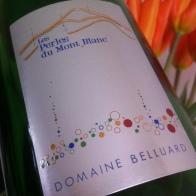Perles du Mont Blanc, par Dominique Belluard